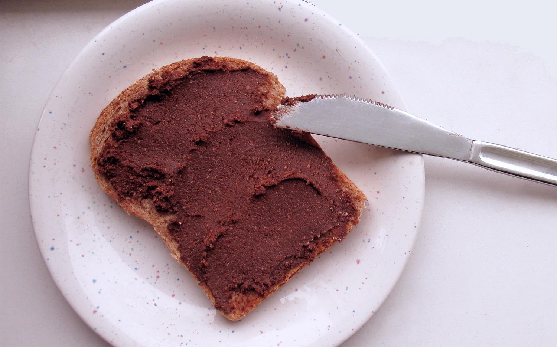 Suikervrije chocoladepasta
